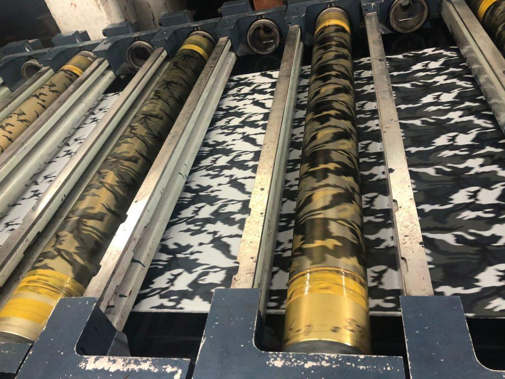 stampa rotativa